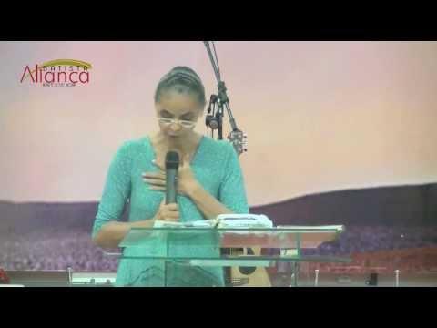 Ministração Marina Silva na Batista Aliança