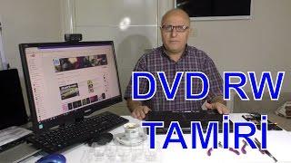 NOTEBOOK DVD-RW Tamiri (DVD-RW Lens Temizliği Nasıl Yapılır)