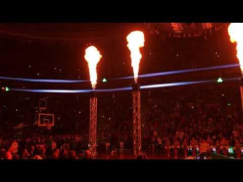 2017 Boston Celtics - Introduction Video - Home Opener - October 18, 2017
