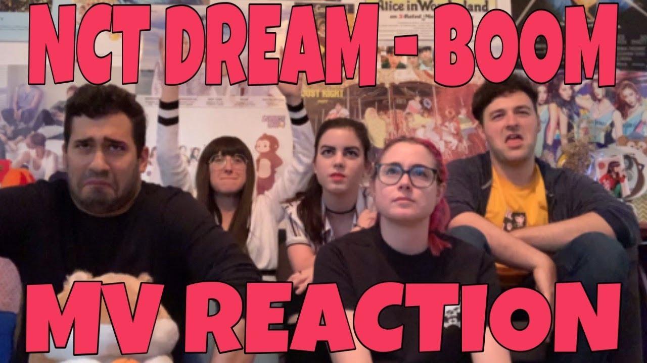Download NCT DREAM (엔시티 드림) - Boom MV Reaction [NCT FETUS NO MORE!]