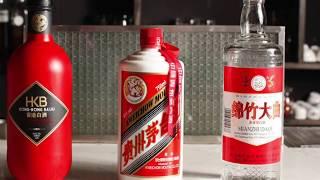 Про Китай и алкоголь. Часть вторая. Напитки покрепче.