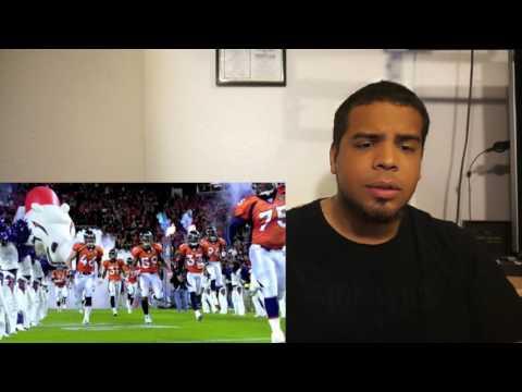 AFL vs NFL REACTION