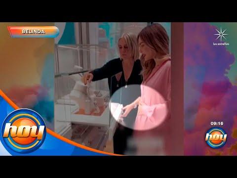 Belinda...¡¿EMBARAZADA?! | La Nube | Programa Hoy