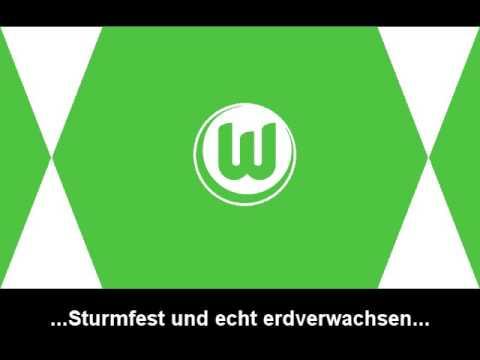VfL Wolfsburg Hymne (Liedtext) - Hino do VfL Wolfsburg (letra)
