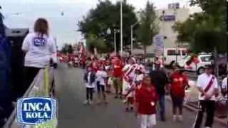 Parada Peruana en Paterson, New Jersey 2013