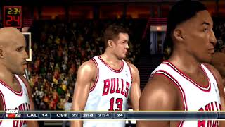 PS2 - NBA 2K12 - GamePlay [4K:60fps]