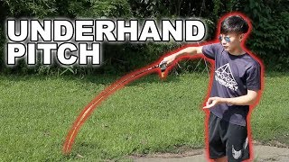 UNDER-HAND PITCH CAST TUTORIAL | HOW TO FISH EP 2