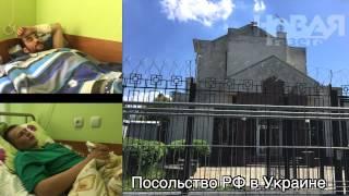 «У нас выходной»: реакция посольства России на просьбу прийти к задержанным российским солдатам