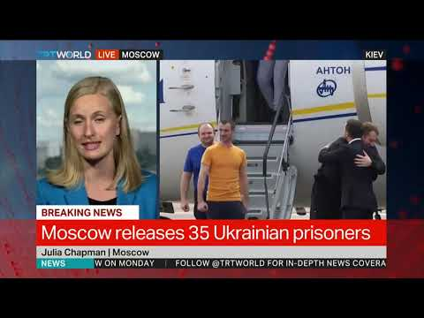 Tsemakh among prisoners swapped by Ukraine with Russia