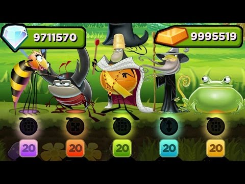 Best Fiends UNLIMITED ALL - Все Букашки - Level 275 С Нифедовым