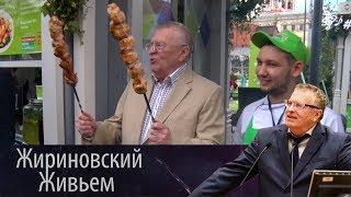 Владимир Жириновский посетил фестиваль «Московская весна А capella»