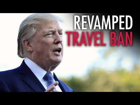 Trump's expanded travel ban puts North Korea and Venezuela on notice