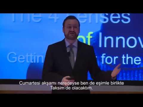 Rowan Gibson in Turkey