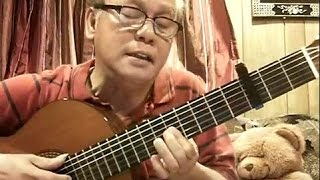 Bài Không Tên Số 9 (Vũ Thành An) - Guitar Cover by Hoàng Bảo Tuấn