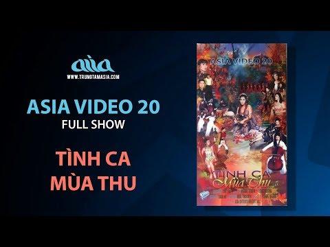 ASIA 20: Tình Ca Mùa Thu (1998) | FULL SHOW