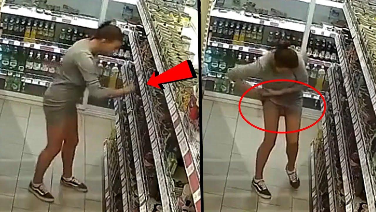 चोरी करने का ऐसा तरीका आजतक नहीं देखा होगा | Woman Thieves Caught Red Handed