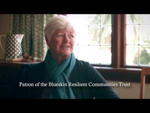 Jeanette Fitzsimons, Patron of the Blueskin Resilient Communities Trust