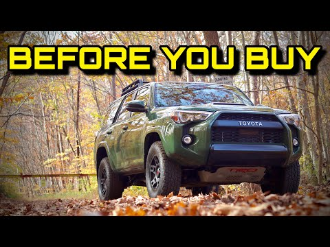 2020 Toyota 4Runner TRD Pro Review: Before You Buy