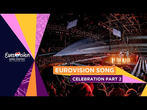 Eurovision Song Celebration 2021 - Live-on-Tape - Part 2 - The Finalists