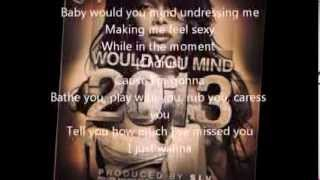 Janet Jackson Would You Mind Lyrics