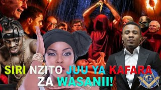 INATISHA:wasanii wanavyotoa KAFARA freemason