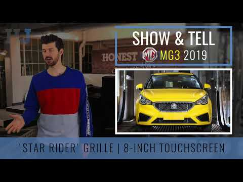 show-&-tell-|-car-news-|-2019-mg3---still-cheap-but-more-touchy-feely-now