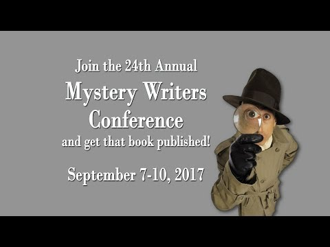 Mystery Writers Conference at Book Passage 2017 Trailer
