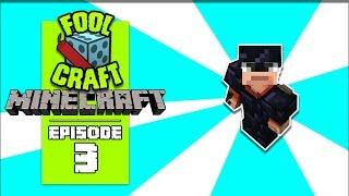 Minecraft: FOOLCRAFT - #3 END GAME ARMOR?!? (Modded Minecraft)