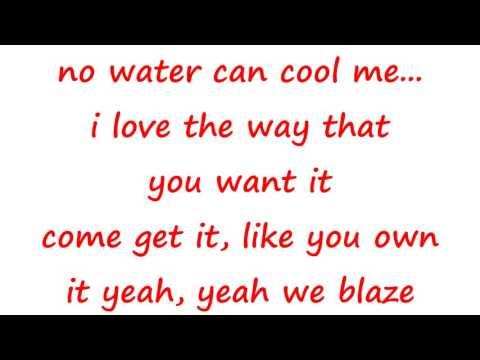margaret-cool me down lyrics