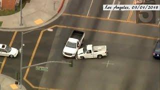 Погони в США ! New Police chases in USA #29