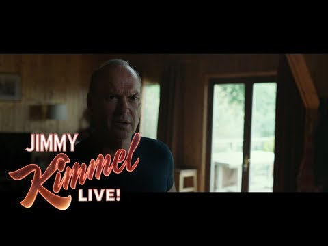 Michael Keaton on Beating Up Stuntmen