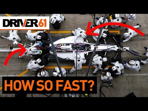 Secrets of a 2-Second F1 Pit Stop: An In-Depth Analysis