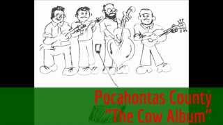 "Pocahontas County Bluegrass Band: Live and Rare ""The Cow Album: 2004"""