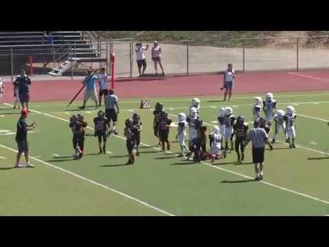 Pop Warner Football Recruitment Video