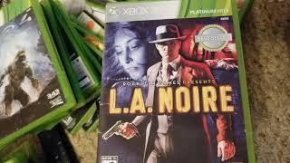 Xbox 360 Game collection! / Видео
