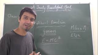 """(IN HINDI) """"A TRULY BEAUTIFUL MIND"""" - CLASS 9 CBSE ENGLISH BY KEVIN SIR"""