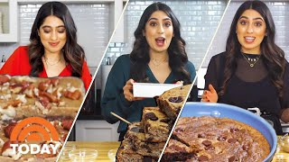 The Best Easy Desserts by Samah Dada | TODAY Originals