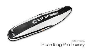 Video: Unifiber Boardbag Pro Luxury