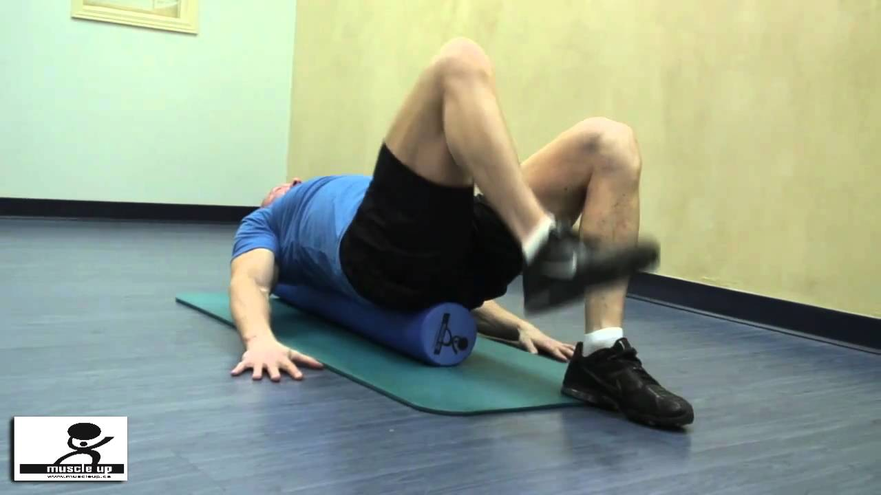 Get fit with the EVA foam roller exercises from Muscleup Canada