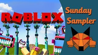 Let's Try: Roblox :: Sunday Sampler #55