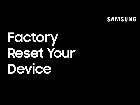 Samsung Trade-In Program: Account Removal & Factory Reset | Samsung US
