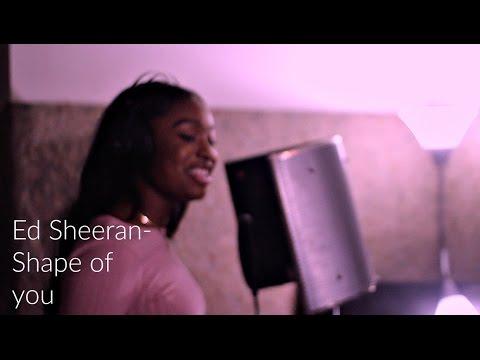 Shape of you- Ed Sheeran (Coco Covers)