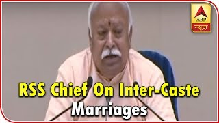 Kaun Jitega 2019(20.09.2018): Not Against Inter-Caste Marriages: RSS Chief | ABP News