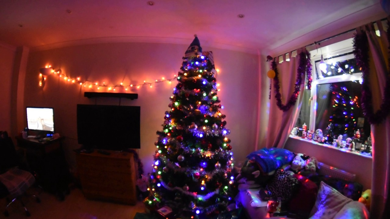 Christmas Decorations At Home Youtube