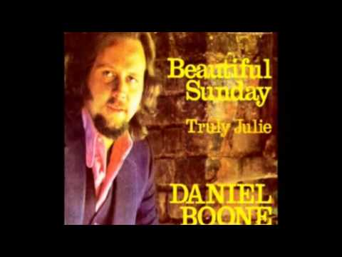 Daniel Boone Singing Backing Vocal With A Rock 'N' Roll Band