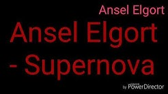 Ansel Elgort - Supernova  (Lyrics)