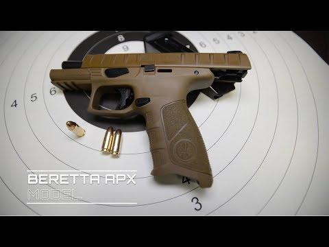 Beretta APX 9x21 ITA - YouTube