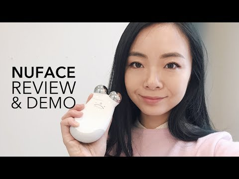 nuface-live-demo-&-review-|-does-it-work?-|-lvl