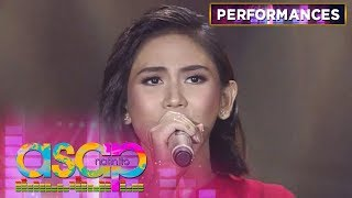 Sarah Geronimo's rendition of 'Rain' is your hugot song for today | ASAP Natin 'To