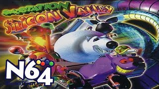 Space Station Silicon Valley - Nintendo 64 Review - HD